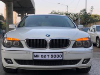 2008 BMW 7 Series 740Li Sedan
