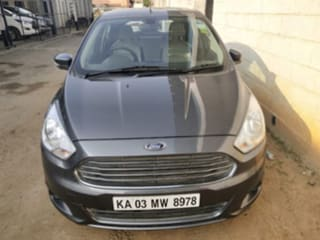 2016 Ford Figo 1.5P Titanium AT