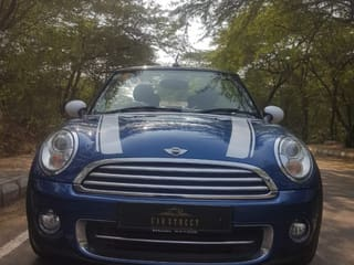 2012 Mini Cooper Hatch