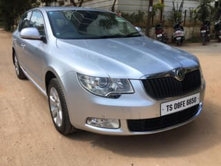 2010 Skoda Superb 2.8 V6 AT