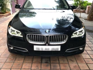 2013 BMW 5 Series 2013-2017 520d Luxury Line