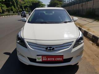 2015 Hyundai Verna 1.6 SX VTVT AT