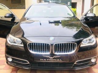 2014 BMW 5 Series 2013-2017 520d Luxury Line