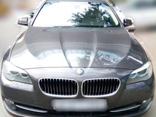 2012 BMW 5 Series 520d Sedan