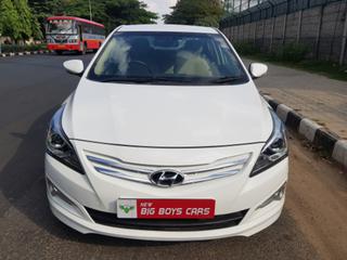 2016 Hyundai Verna 1.6 SX CRDI (O) AT