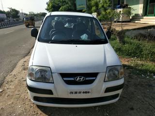 2009 Hyundai Santro Xing GL LPG