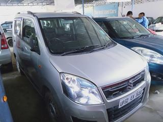 2013 Maruti Wagon R LXI BSII