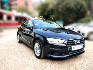 2016 Audi A3 35 TDI Premium