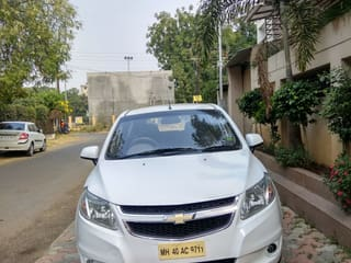2014 Chevrolet Sail Hatchback 1.3 TCDi LS ABS