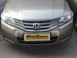 2009 Honda City 1.5 E MT