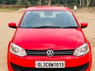 2012 Volkswagen Polo Diesel Trendline 1.2L