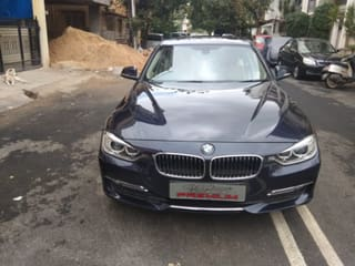2013 BMW 3 Series 320d