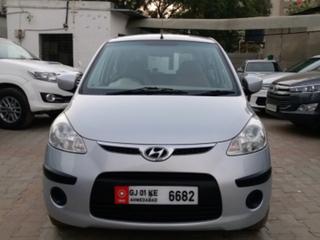 2010 Hyundai i10 Sportz 1.2 AT