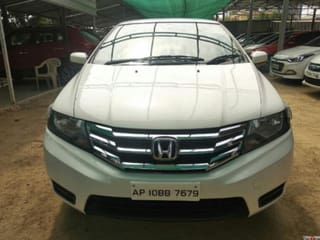 2012 Honda City 1.5 S AT