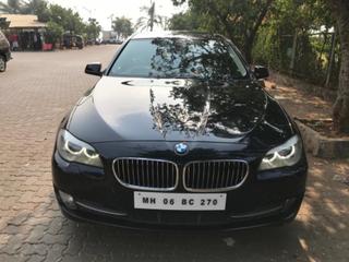 2011 BMW 5 Series 530d Sedan 3.0