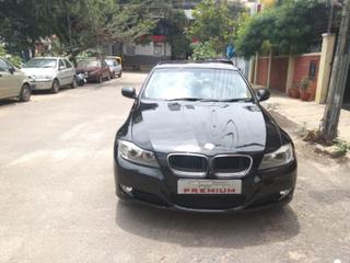 2010 BMW 3 Series 320d Sedan
