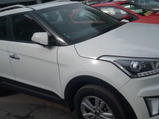 2016 Hyundai Creta 1.6 CRDi AT SX Plus