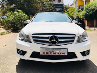 2013 Mercedes-Benz New C-Class C 220 CDI BE Avantgare