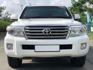 2015 Toyota Land Cruiser VX Premium