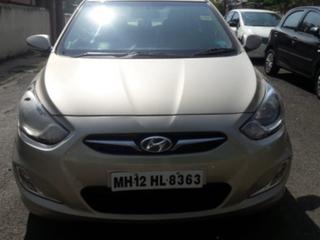 2011 Hyundai Verna 1.6 SX VTVT AT