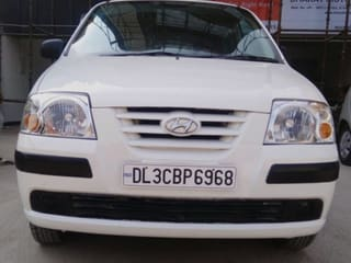 2012 Hyundai Santro Xing GLS