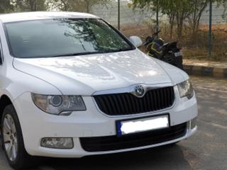 2012 Skoda Superb Elegance 1.8 TSI AT