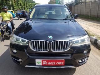 2015 BMW X3 xDrive20d xLine