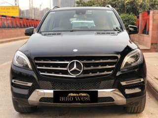 2013 Mercedes-Benz M-Class ML 250 CDI