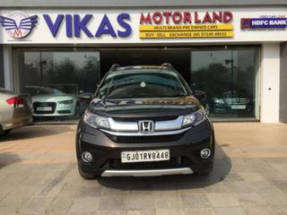 2016 Honda BR-V i-VTEC VX MT