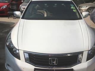 2009 Honda Accord VTi-L (MT)