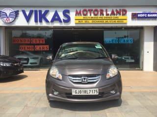 2013 Honda Amaze VX AT i-Vtech