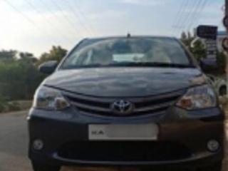 2014 Toyota Etios G SP