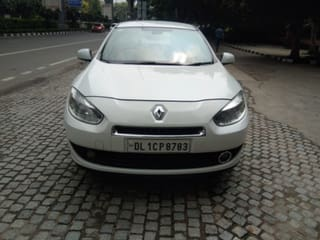 2012 Renault Fluence 2.0