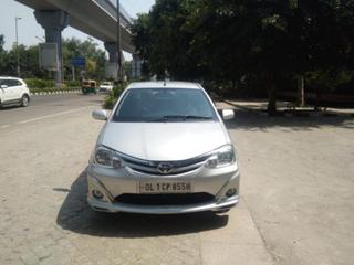 2013 Toyota Etios VXD