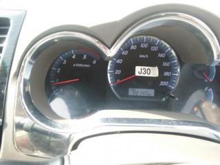 2012 Toyota Fortuner 4x4 MT