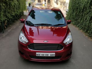 2015 Ford Figo 1.2P Titanium Plus MT