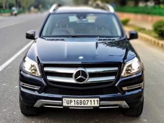 2017 Mercedes-Benz GL-Class 350 CDI Blue Efficiency