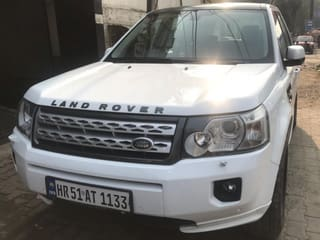 2012 Land Rover Freelander 2 SE