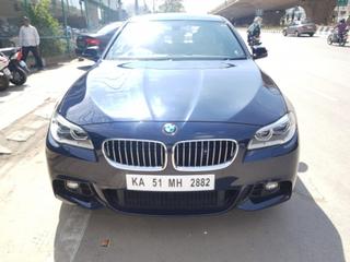 2015 BMW 5 Series 2003-2012 530d