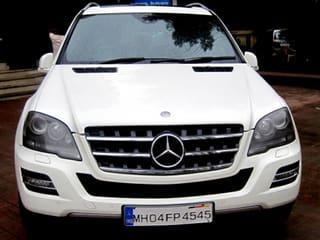 2012 Mercedes-Benz M-Class ML 350 4Matic