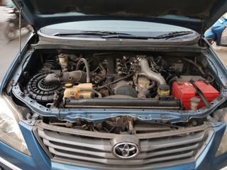 2012 Toyota Innova 2.5 GX (Diesel) 8 Seater BS IV