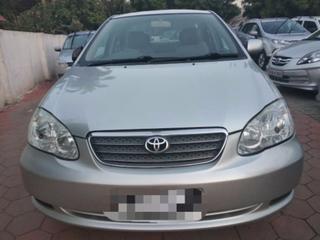 2007 Toyota Corolla Altis Petrol LE