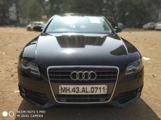 2012 Audi A4 1.8 T Multitronic