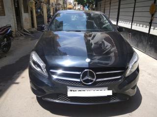 2016 Mercedes-Benz A Class A200 D Sport Edition