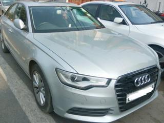 2013 Audi A6 2011-2015 2.0 TDI Technology
