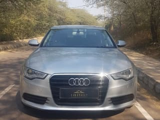2013 Audi A6 2011-2015 2.0 TDI Technology