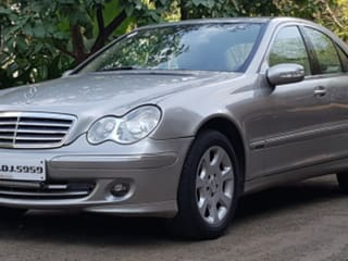 2007 Mercedes-Benz New C-Class C 200 Kompressor Elegance AT