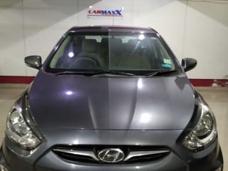 2013 Hyundai Verna 1.4 EX