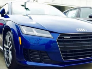 2016 Audi TT 45 TFSI