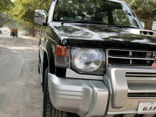 2007 Mitsubishi Pajero 2.8 GLX CRZ